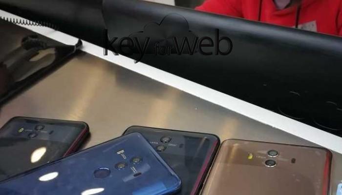 Huawei Mate 10 Gold in un video ad un giorno dalla presentazione