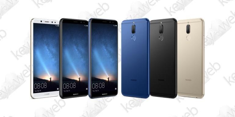 Huawei Mate 10: prezzo trapelato poche ore prima del lancio