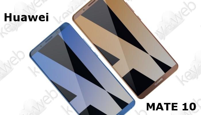 Appaiono in rete le prime foto reali di Huawei Mate 10 Pro