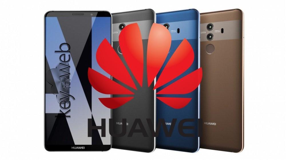 Huawei Mate 10: la nuova famiglia al completo