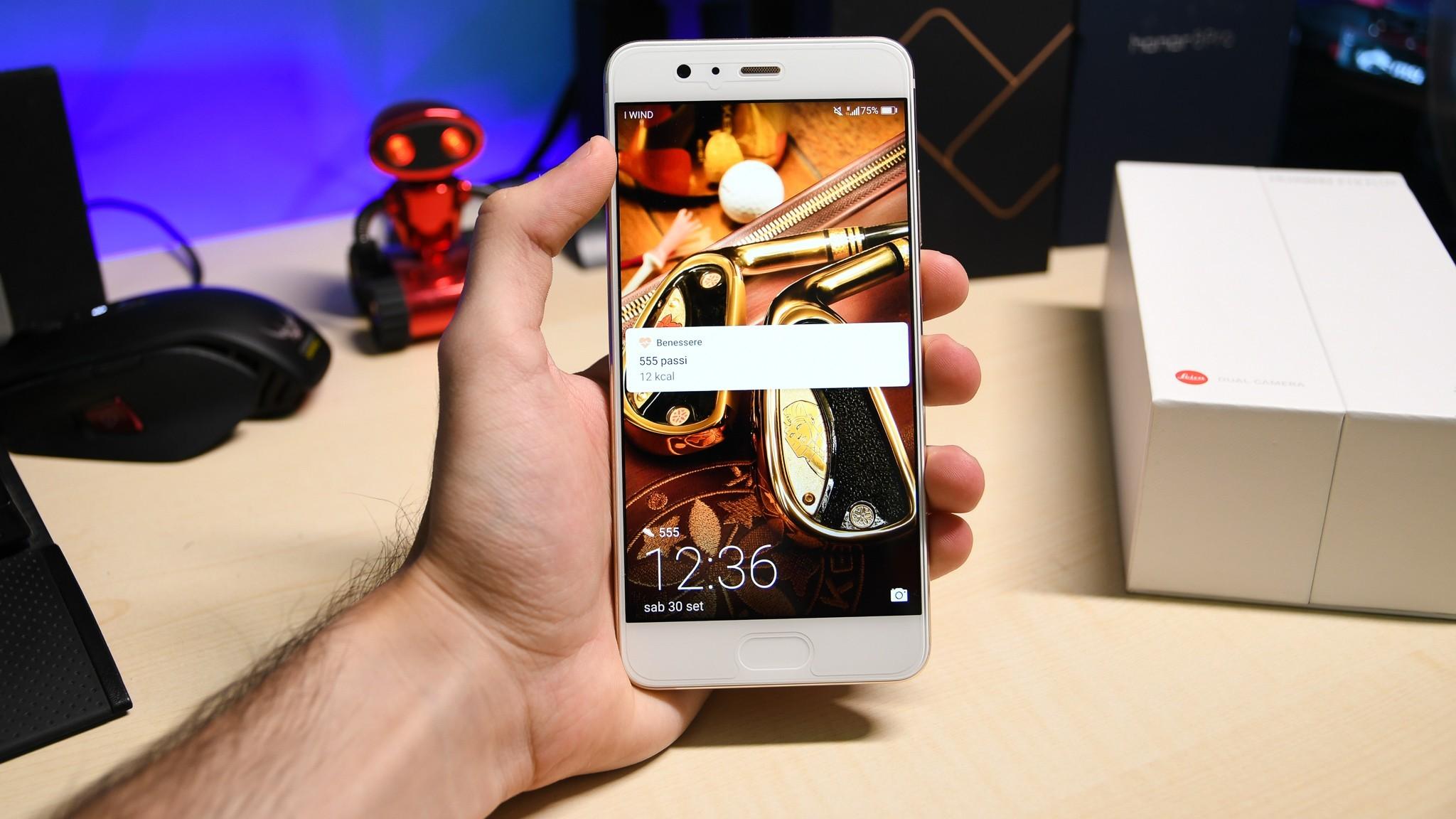 Recensione Huawei P10 Plus: Kirin 960, ampio display e dual-camera