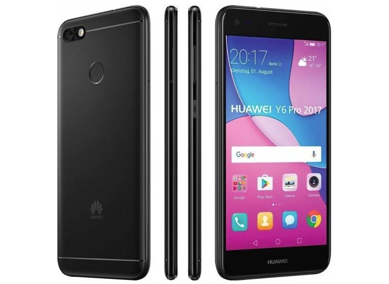 Huawei Y6 Pro 2017 è lo smartphone low cost presentato silenziosamente in Europa