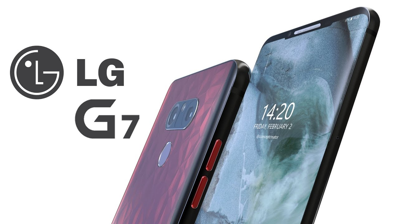 LG G7 sarà disponibile in due varianti di display