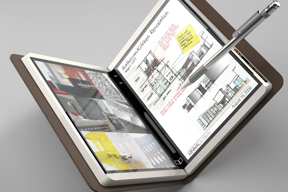 Microsoft, indiscrezioni su un device Surface in stile Courier