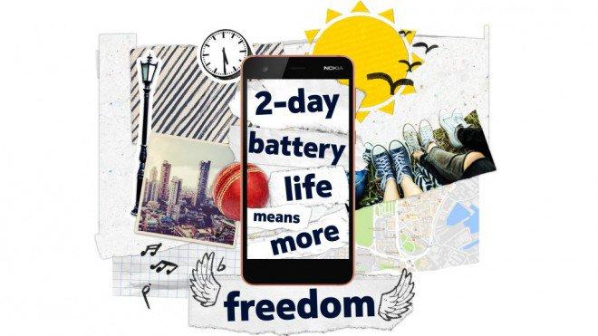 Nokia 2 - nuovo entry-level di HMD Global