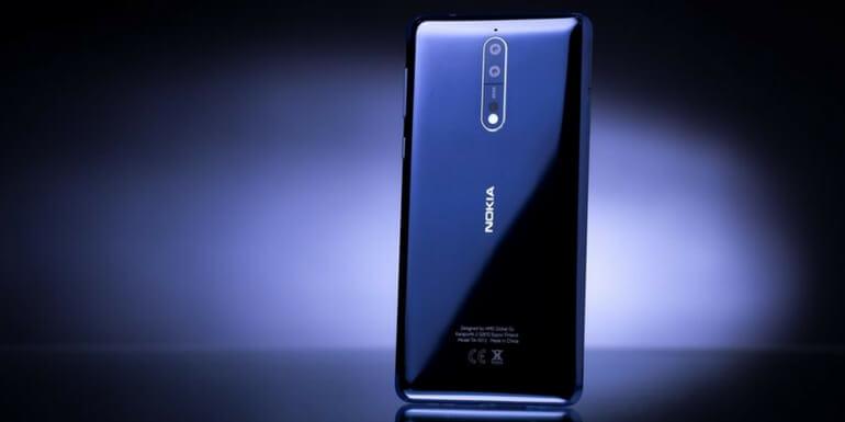Nokia 8 in Italia si aggiorna migliorando la fotocamera
