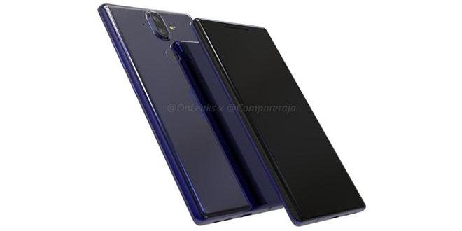 Nokia 9 senza segreti: ecco il design completo svelato da OnLeaks