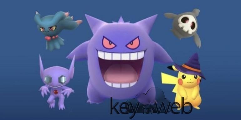 Novità Pokémon GO: scoperto Pikachu a tema Halloween e terza generazione nel Game Master