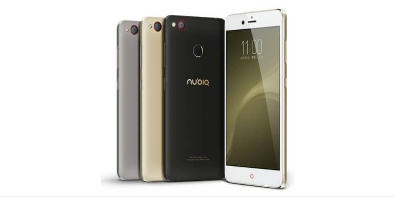 Nubia Z11 mini S: disponibile l'aggiornamento per la Nubia UI 2.04