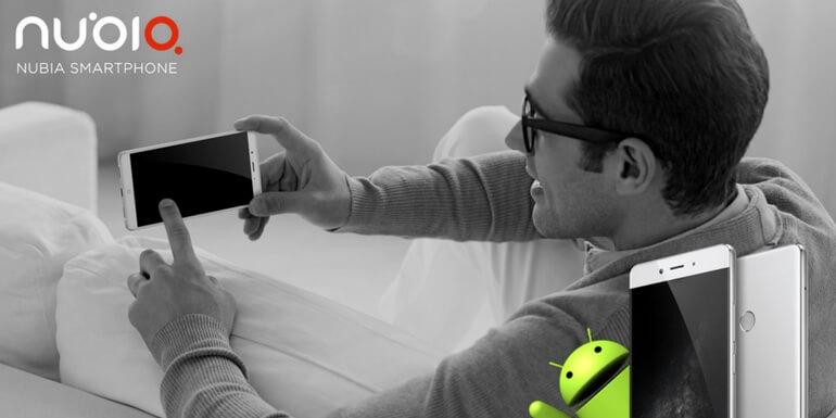 Nubia Z11: disponibile il download per la beta di Android 7.1.1 Nougat