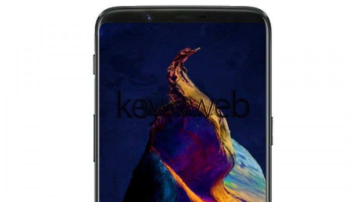 Evan Blass torna su OnePlus 5T con una nuova immagine