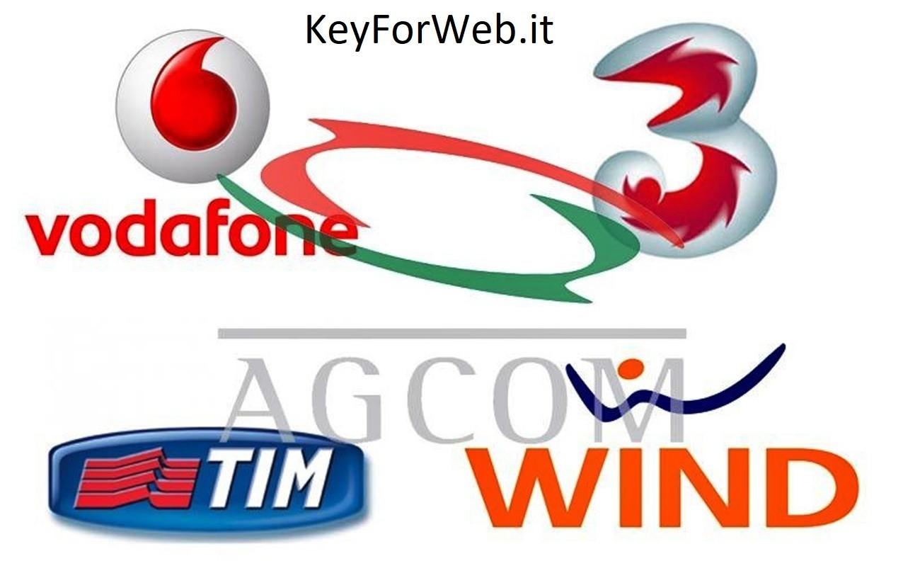 Assurdo crollo dei prezzi con le offerte passa a Tim, Vodafone, Wind e Tre l'8 ottobre