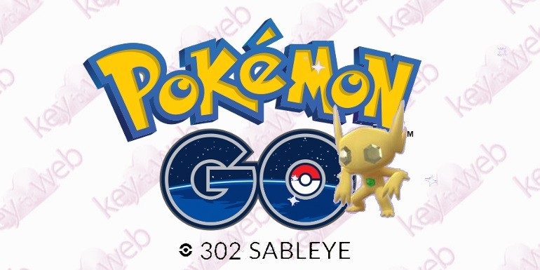 Pokémon GO, avvistato Shiny Sableye