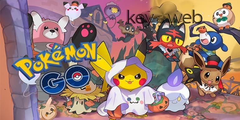 Pokémon GO, conferme sull'Evento di Halloween 2017
