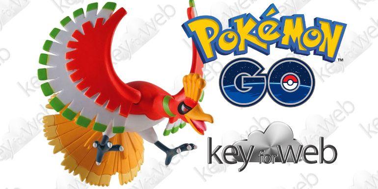 Pokémon GO, novità sulla terza generazione e l'arrivo di Ho-oh
