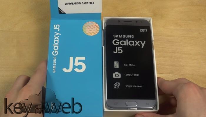 Samsung Galaxy J5 (2017): aggiornamento in rollout contro BlueBorne