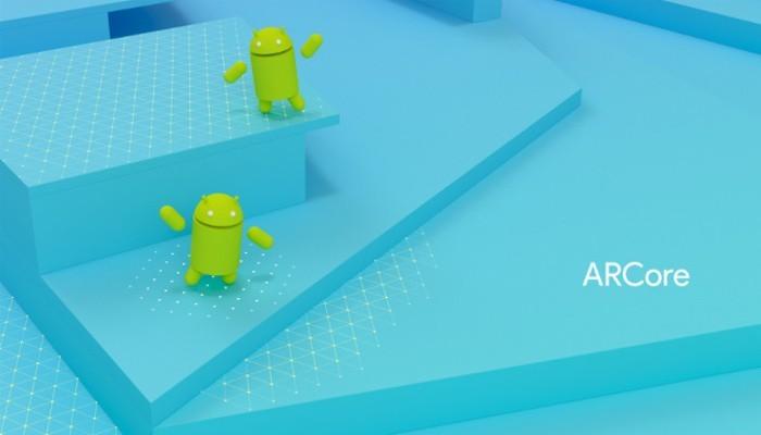 Samsung collabora con Google per portare la piattaforma ARCore su Galaxy S8, S8+ e Note 8