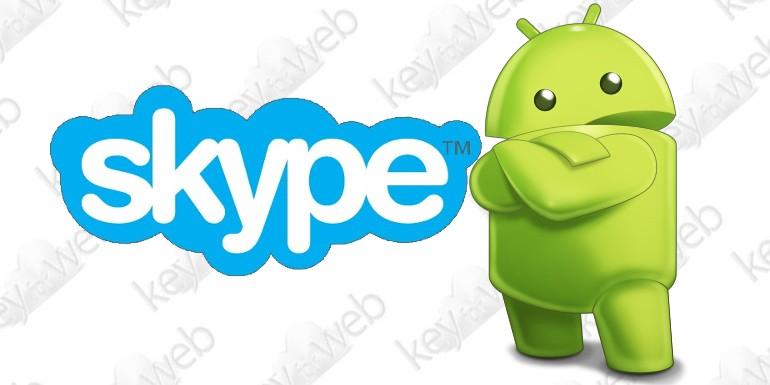Skype per Android: oltre 1mld di download sul Play Store