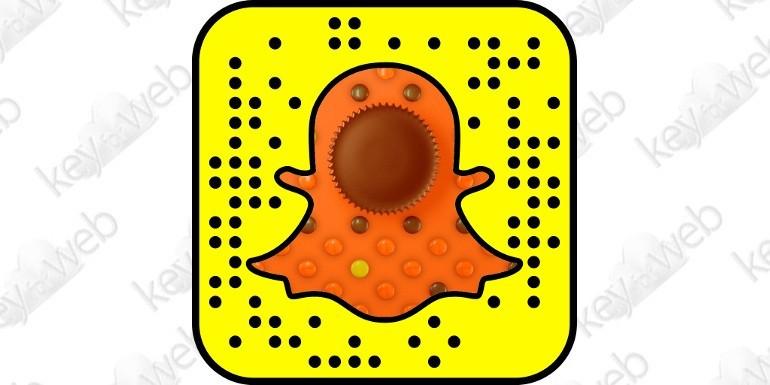Giocare ad un Pac-Man di cioccolata all'interno di Snapchat grazie a Reese's