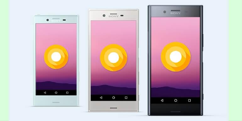 Custom ROM Android 8.0 Oreo per Xperia XZ Premium, Xperia XZ, Xperia X ed altri in arrivo a breve grazie a Sony