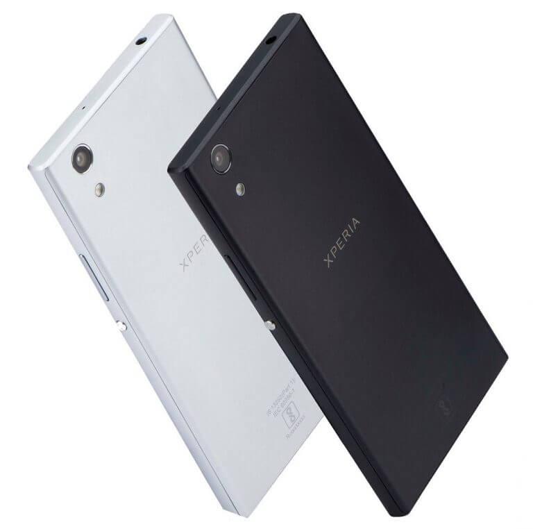 Sony Xperia R1 ed R1 Plus in nero e argento