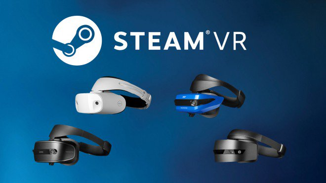 Windows Mixed Reality, in arrivo la piattaforma SteamVR