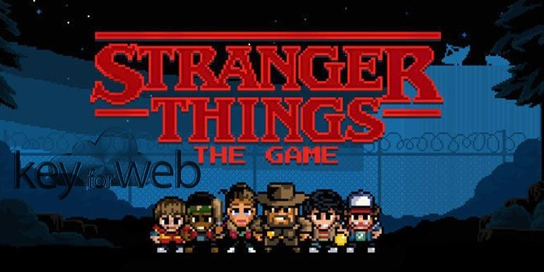 Stranger Things: The Game disponibile gratis su iOS e Android
