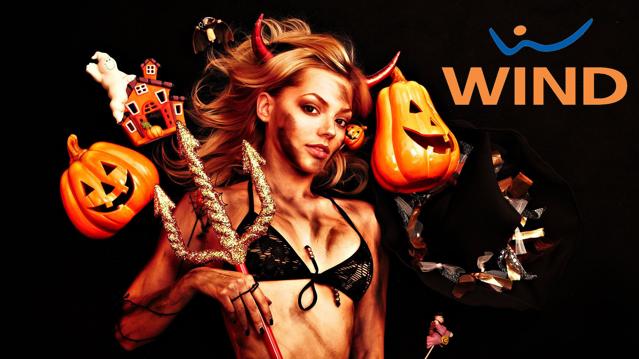 Wind Halloween