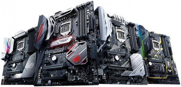 ASUS annuncia le schede madri serie Z370 con supporto ai processori Intel di 8a generazione Coffee Lake