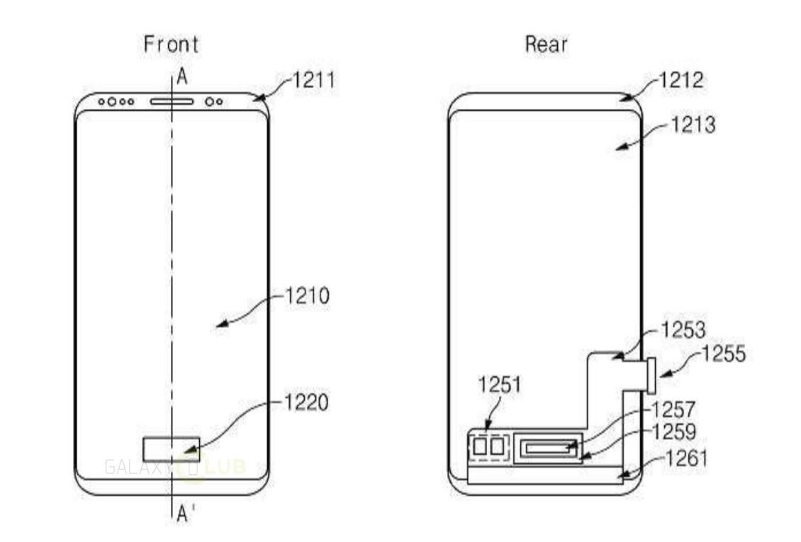 brevetto Samsung