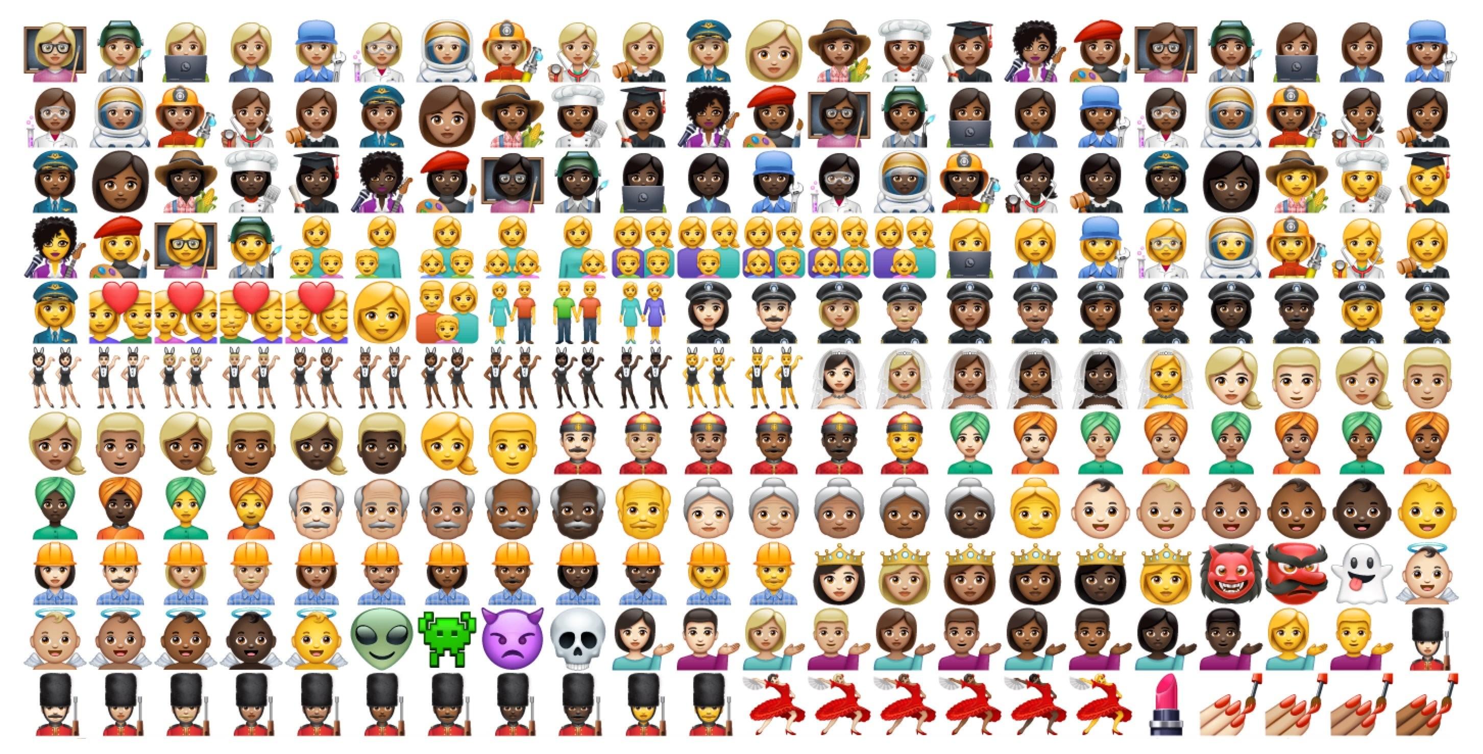Arrivano nuove simpatiche emoji WhatsApp personalizzate su Android