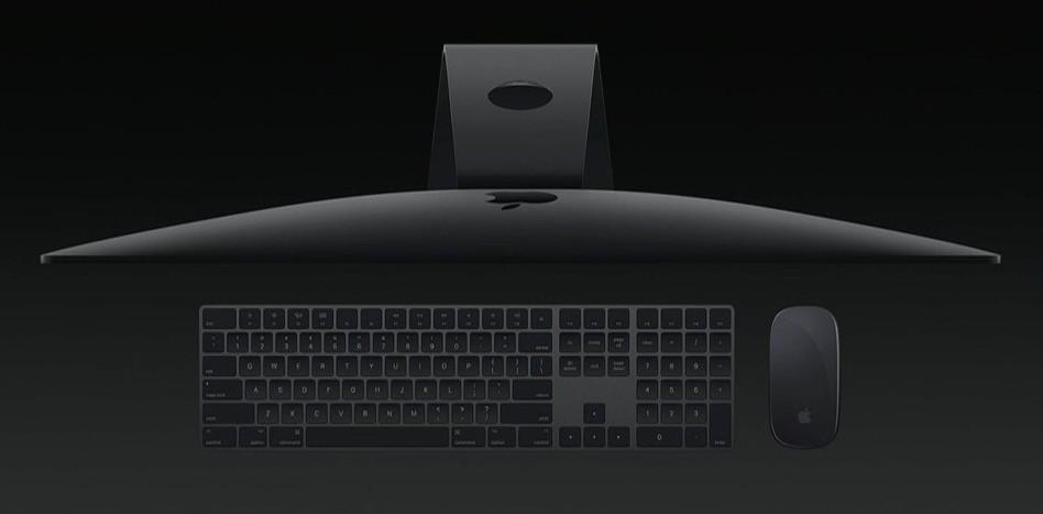 iMac Pro, Apple mostra il suo nuovo flagship grigio siderale