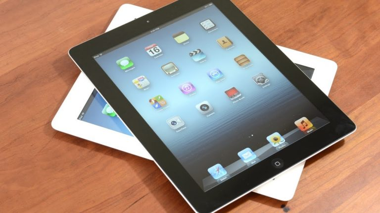 Apple iPad di terza generazione presto messo in disparte