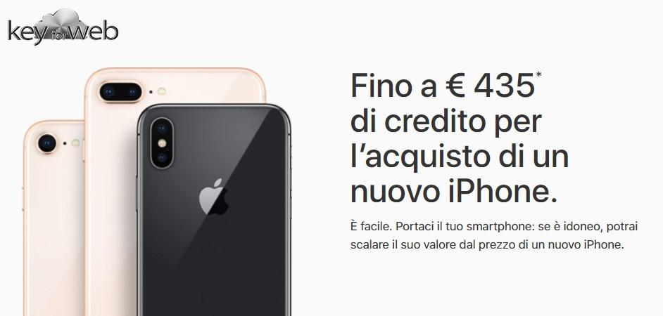 Risparmiare sul prezzo iPhone 8? Si può grazie ad Apple!