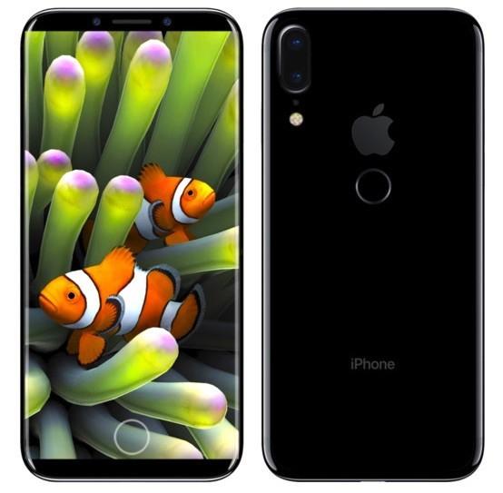 iPhone X prototipo
