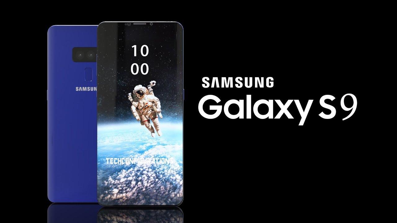 """Samsung sta """"ristrutturando"""" la backcover di Galaxy S9"""