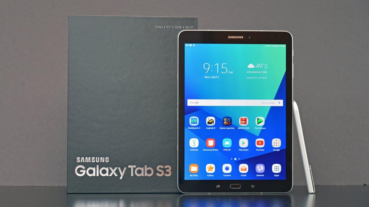 Samsung Galaxy Tab S3 ottiene il supporto a Netflix HDR con un nuovo aggiornamento di sistema