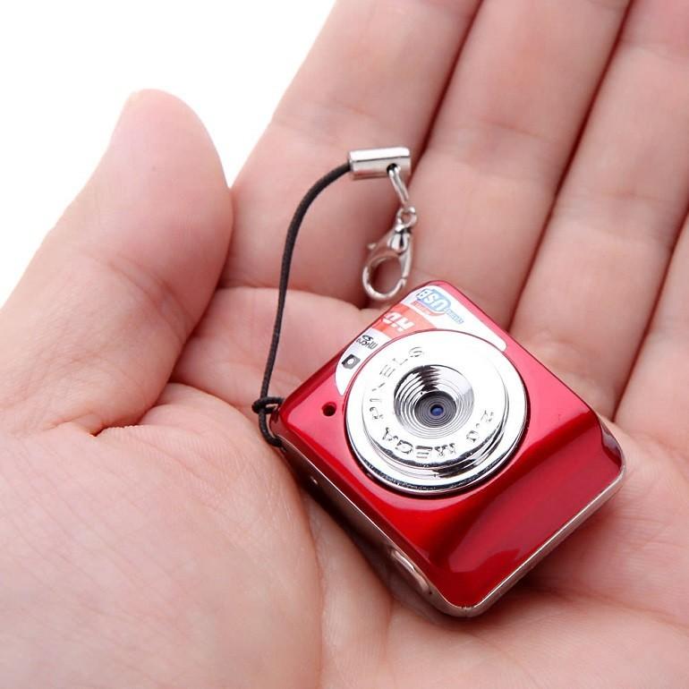 CAFAGO mette in vetrina una mini cam HD tascabile stile 007 a meno di 10 euro