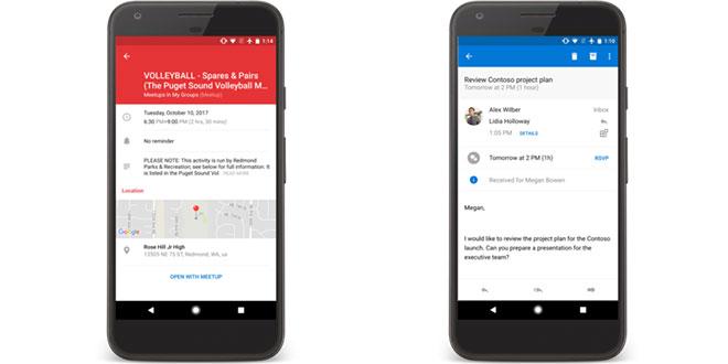 Importante aggiornamento Outlook in arrivo per Android e iOS