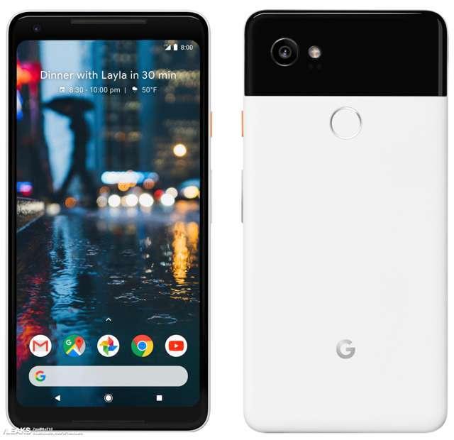 Google Pixel 2 e Pixel XL 2 ufficialmente presentati: immagini, specifiche e data di uscita
