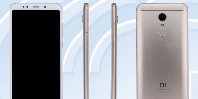 Xiaomi Redmi Note 5, la TENAA conferma display in 18:9