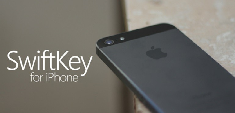 SwiftKey per iOS si aggiorna con il supporto all'Account Microsoft