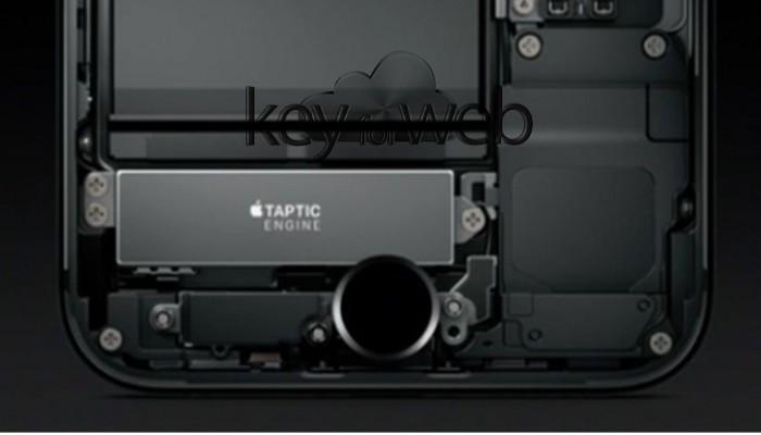 Come funziona il tasto Home dell'iPhone 7? Scopriamolo
