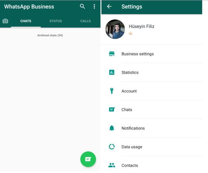whatsapp business beta