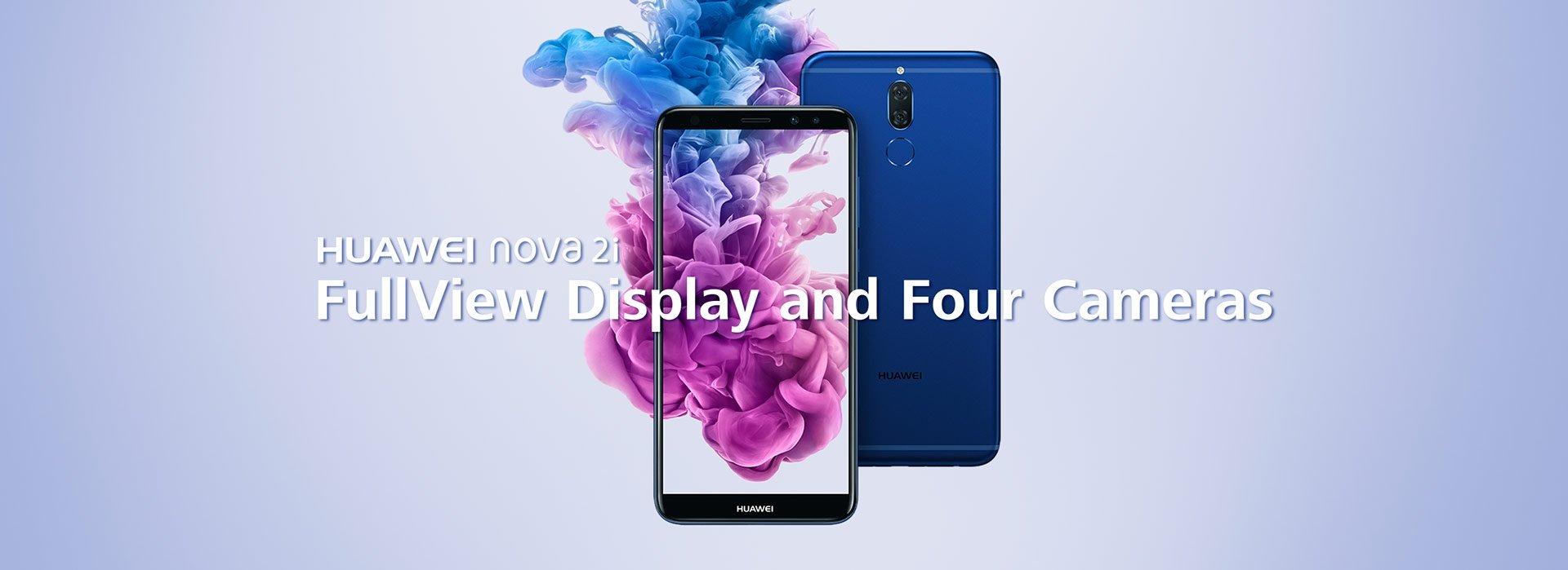 Presentato ufficialmente il nuovo Huawei Nova 2i