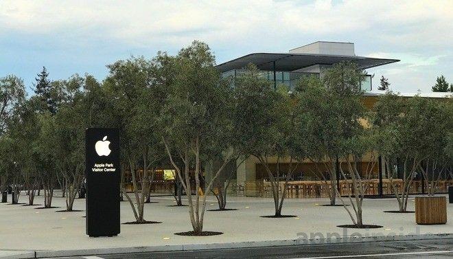 Annunciata l'apertura del Visitor Center dell'Apple Park