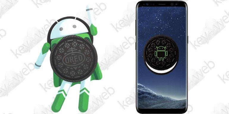 Android 8.0 Oreo per Galaxy S8 e S8+ in arrivo a breve