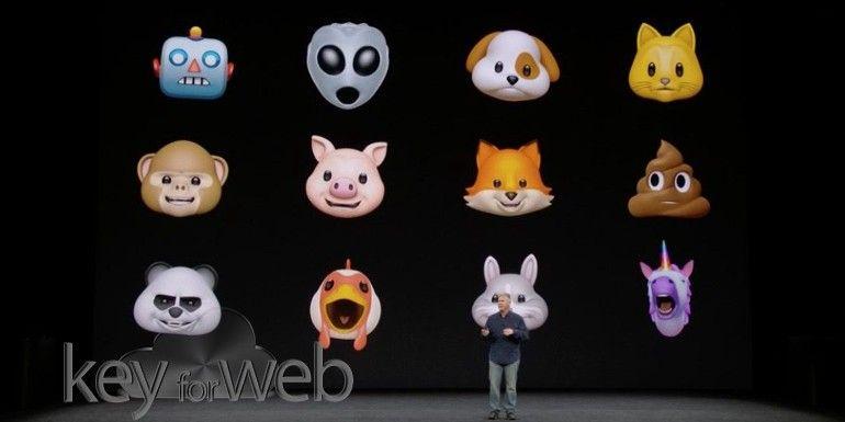 Apple iPhone X: come creare, salvare e condividere animoji