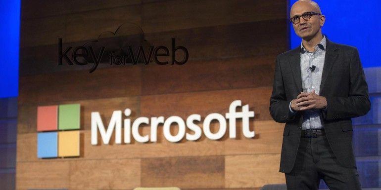 """CEO Microsoft a utenti iPad: """"comprate un vero computer"""""""