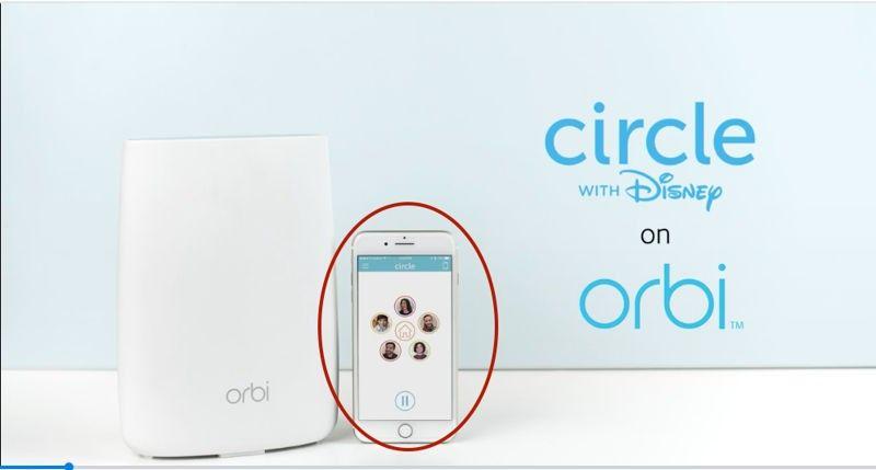 Netgear e Circle con Disney garantiscono la sicurezza digitale dei bambini in casa